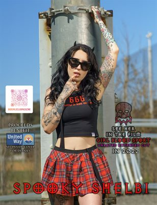 Spooky Shelbi - Sexy, Spooky Chick Haunting a Park | Bad Girls Club