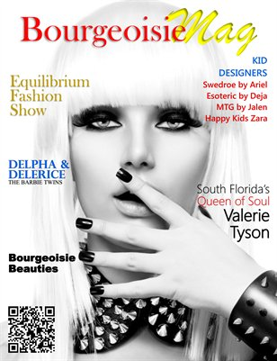 Bourgeoisie Magazine May Issue 2015