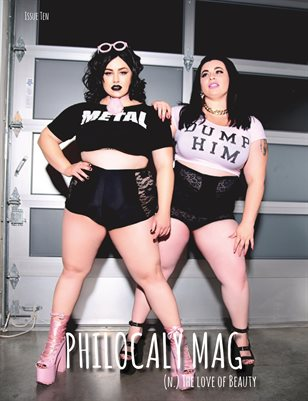 Philocaly Mag, Issue Ten