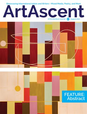 ArtAscent V50 Abstract August 2021