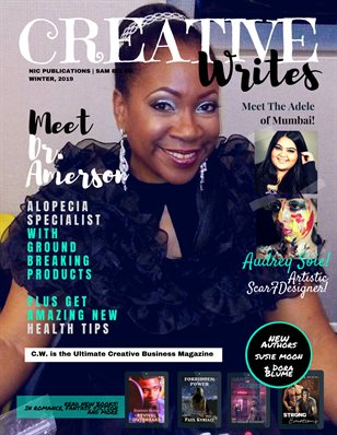 Creative Writes Magazine, Winter 2019