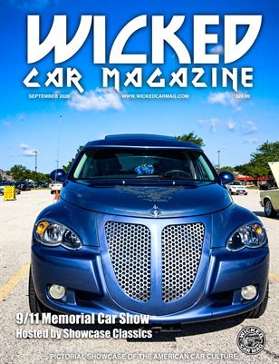 WICKED CAR AGAZINE - PT CRUISER