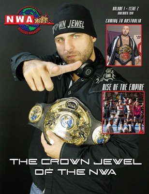 NWA Ringside Magazine Issue 2 - November 2014
