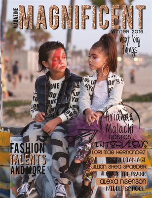 Magnificent Magazine winter 2016
