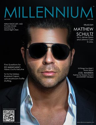 MILLENNIUM MAGAZINE | NOVEMBER - DECEMBER 2013 | B