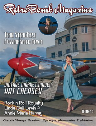 RetroBomb Magazine Edition 3 - March 2016