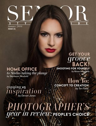 Senior Style Guide Issue 21