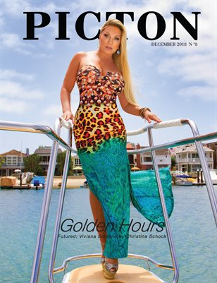 Picton Magazine December 2018 N8, Cover 1