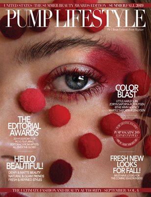 PUMP Magazine Elite Edition - Sept 2019 - Vol4