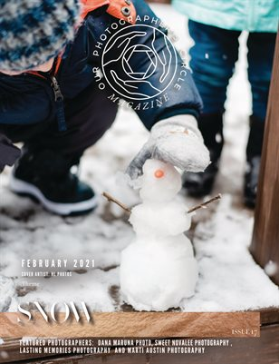 Our Photographers Circle Magazine Issue #17 SNOW