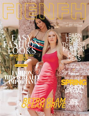 Fienfh Magazine May Issue 2021