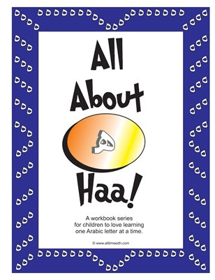 All About Haaa Activity Book