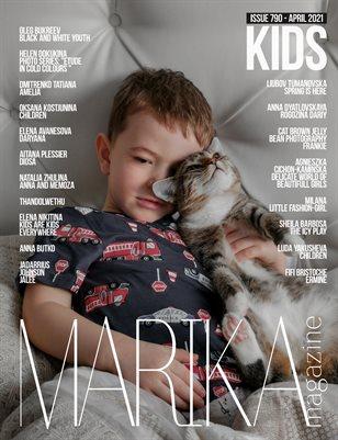 MARIKA MAGAZINE KIDS (ISSUE 790 - APRIL)