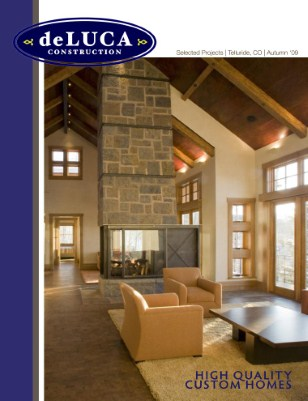 deLuca Construction | Premiere Issue