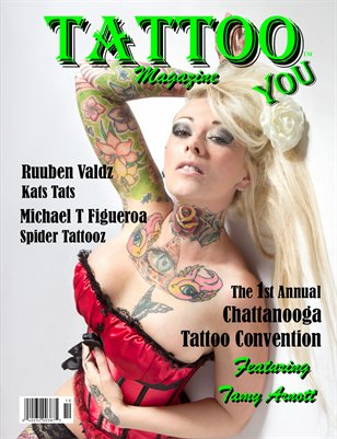 Tattoo You Magazine