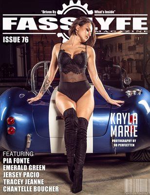FASS LYFE ISSUE 76 FT. KAYLA MARIE