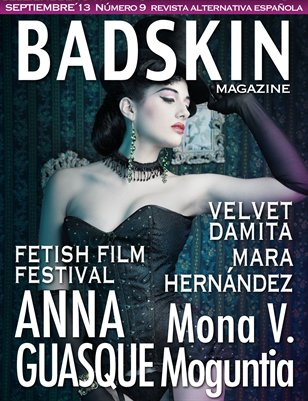 Bad Skin Magazine #SEP2013