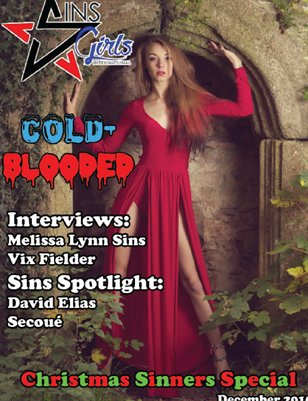 Sins Girl: Cold-Blooded (Vix Fielder Cover)