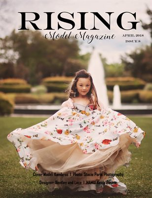 Rising Model Magazine Issue #8