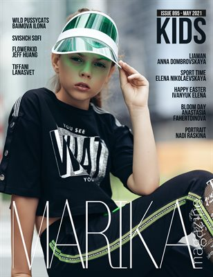 MARIKA MAGAZINE KIDS (ISSUE 895 - MAY)