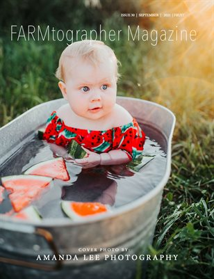 Issue 30: FRUIT by FARMtographer Magazine