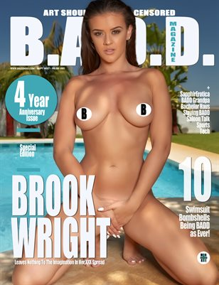 Issue 61 - Brook Wright Cover
