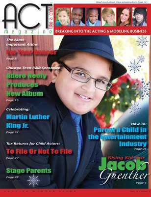 ACT Like A Child Magazine Issue 7
