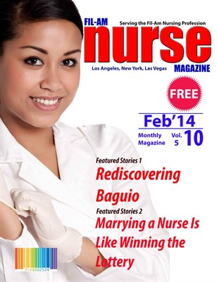 Fil-Am Nurse Magazine Version 2