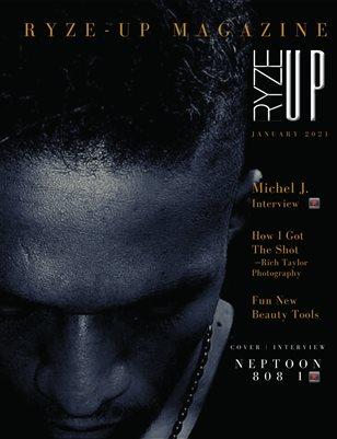 Ryze-Up Magazine January 2021