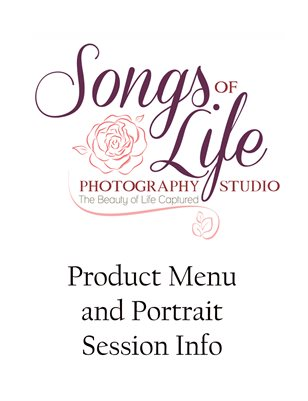 Product Menu and Session Information