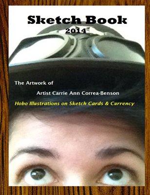 2014 Artist Sketch Book Second Edition