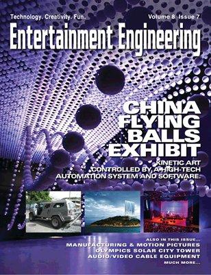 China Flying Balls
