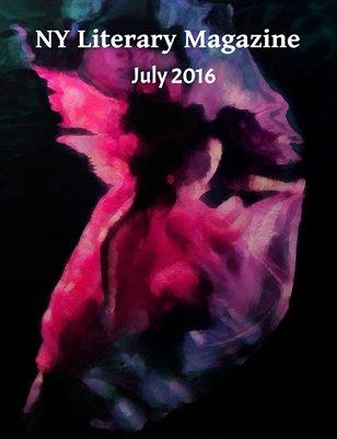 NY Literary Magazine Best Poetry Anthology July 2016