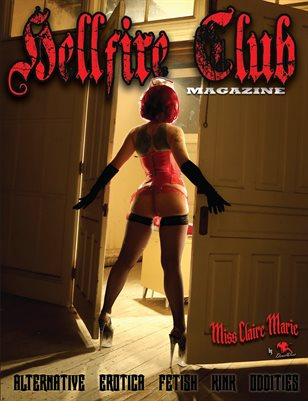 Hellfire Club No.3 - Miss Claire Marie
