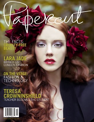 Papercut Magazine September/October 2010
