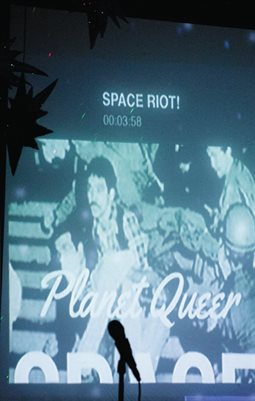 Planet Queer: Space Riot!