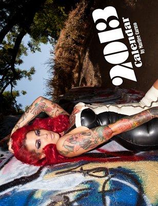 2013 Tattoo Calendar