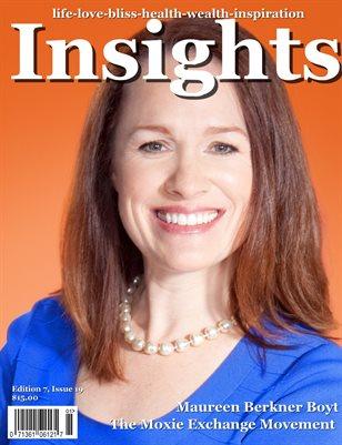 Insights featuring Maureen Berkner Boyt
