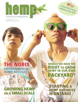 Hemp Lifestyle Magazine Issue 4 Print Copy