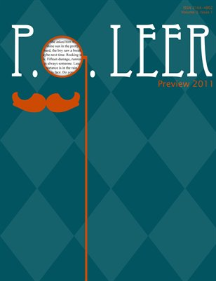 P.Q. Leer Preview Issue