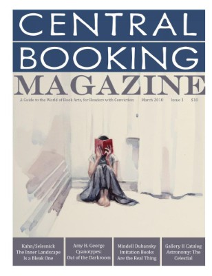 CENTRAL BOOKING Magazine March 2010