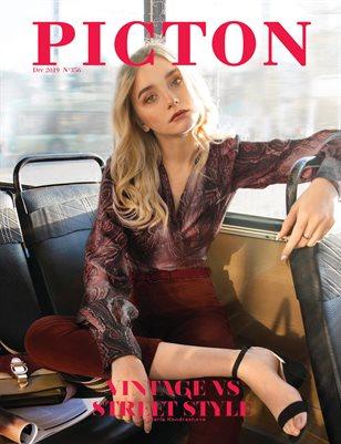 Picton Magazine December 2019 N356 Cover 3