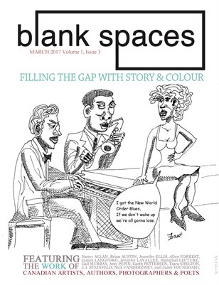 Blank Spaces - March 2017