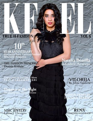 KEEL MAGAZINE VOL 6