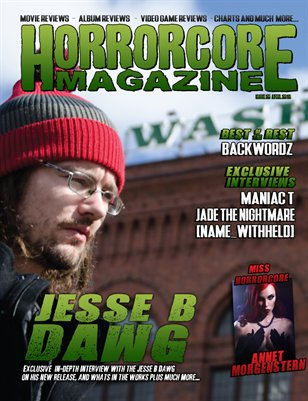 Issue 25 - Jesse B Dawg & BackWordz