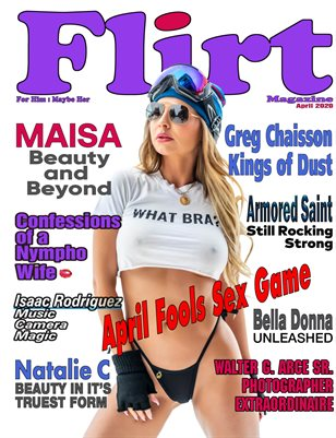 Flirt Magazine April issue 2020