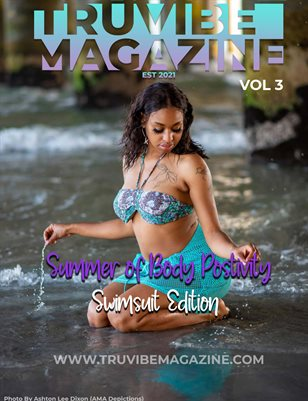 Truvibe Magazine Vol 3
