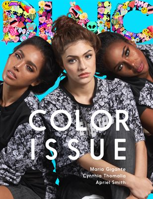 Blnc Magazine: Color Issue