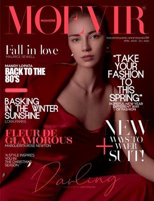 25 Moevir Magazine April Issue 2021