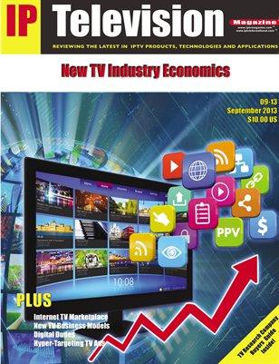 IPTV Magazine Sep 2013